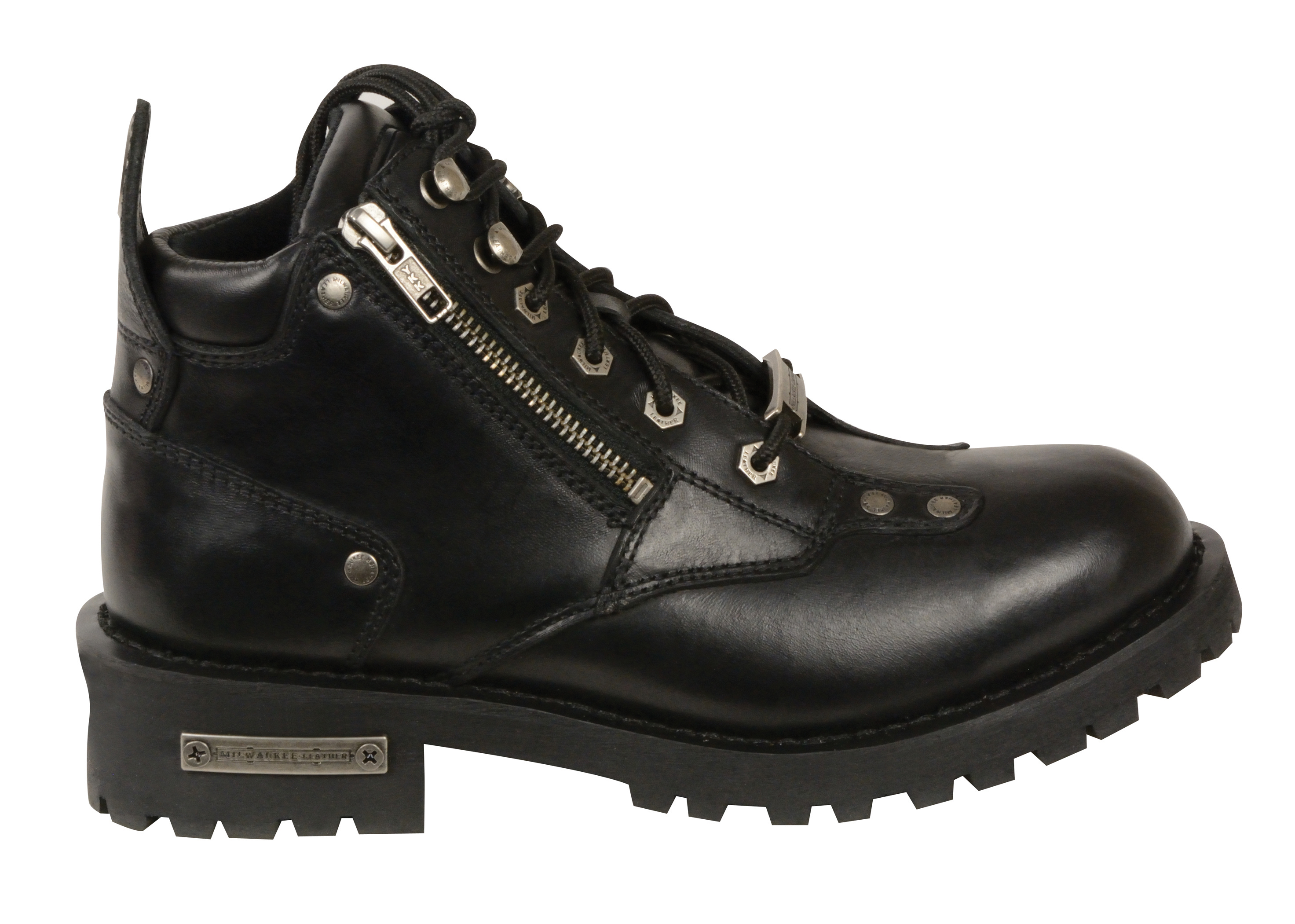 Leather Hiking Boots and Low-Cut Work Boots Step, move, climb and walk easier in leather hiking boots and low-cut work boots from GEMPLER'S. Thick outsoles provide a good grip and prevent slips.