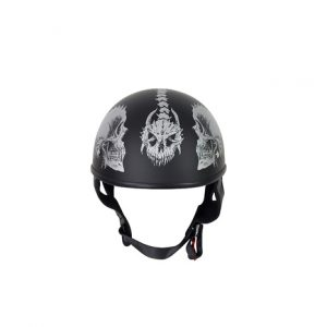 flat-black-dot-helmet