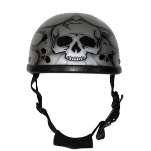 silver-motorcycle-novelty-helmet-with-burning-skull
