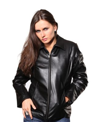 WILDA FIONA LEATHER JACKET