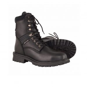 d24151acf24 Men s Leather Boots for Bike Riding - Extreme Biker Wear