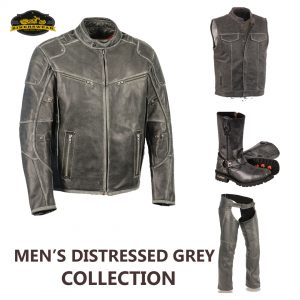 Distressed Grey
