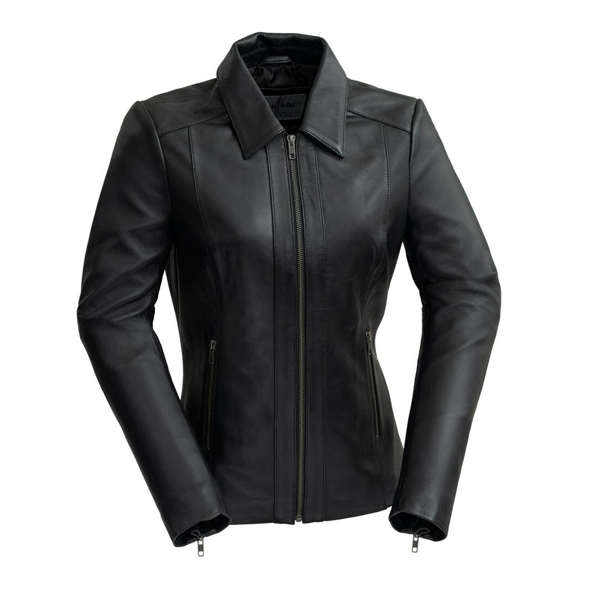 PATRICIA - WOMEN'S LEATHER JACKET