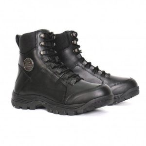 Hot Leathers Military Style Lace Up Boot